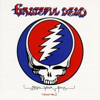 Grateful Dead - Steal Your Face cover art