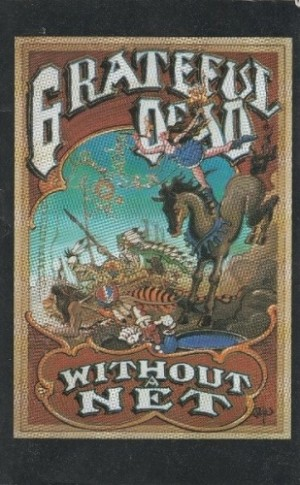 Grateful Dead - Without a Net cover art