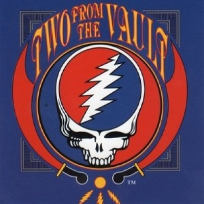 Grateful Dead - Two From the Vault cover art