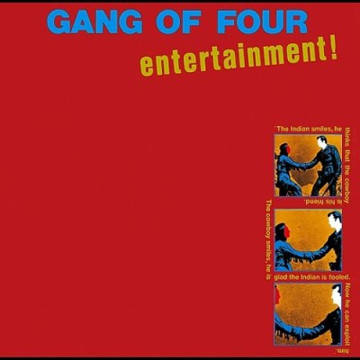 Gang of Four - Entertainment! cover art