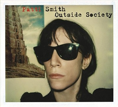 Patti Smith - Outside Society cover art