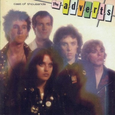 The Adverts - Cast of Thousands cover art