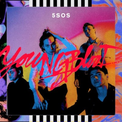 5SOS - Youngblood cover art