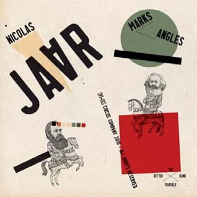 Nicolas Jaar - Marks & Angles cover art