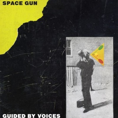 Guided by Voices - Space Gun cover art