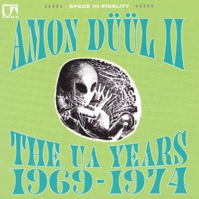 Amon Düül II - The UA Years: 1969-1974 cover art
