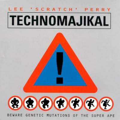 "Lee ""Scratch"" Perry - Technomajikal cover art"
