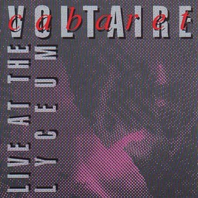 Cabaret Voltaire - Live at the Lyceum cover art