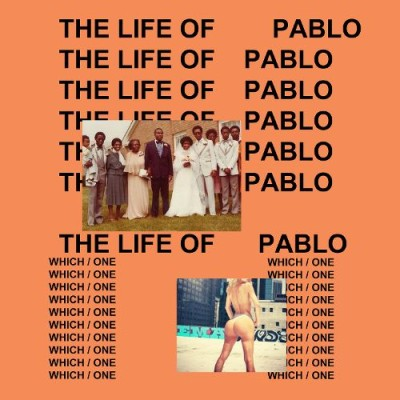 Kanye West - The Life of Pablo cover art