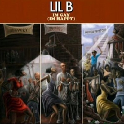 Lil B - Im Gay (Im Happy) cover art
