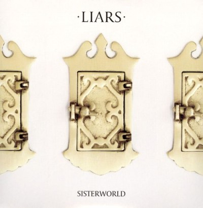 Liars - Sisterworld cover art