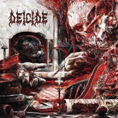 Deicide - Overtures of Blasphemy cover art