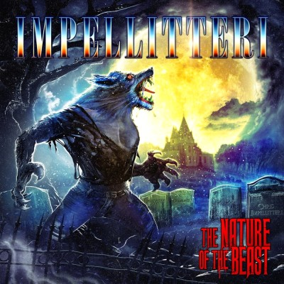 Impellitteri - The Nature of the Beast cover art