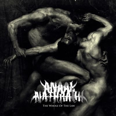 Anaal Nathrakh - The Whole of the Law cover art