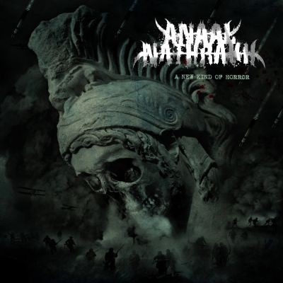Anaal Nathrakh - A New Kind of Horror cover art