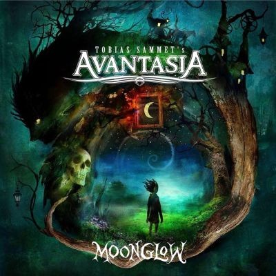 Avantasia - Moonglow cover art