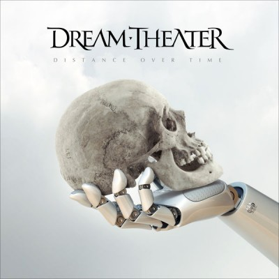 Dream Theater - Distance Over Time cover art
