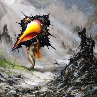 Circa Survive - The Amulet cover art