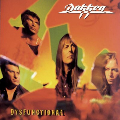 Dokken - Dysfunctional cover art