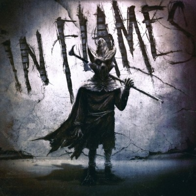 In Flames - I, the Mask cover art