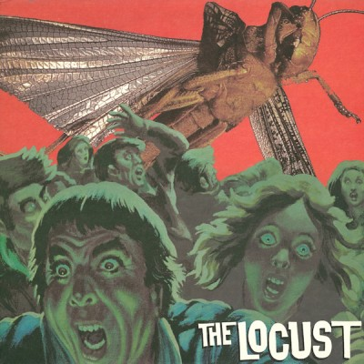 The Locust - The Locust cover art