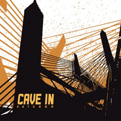 Cave In - Antenna cover art