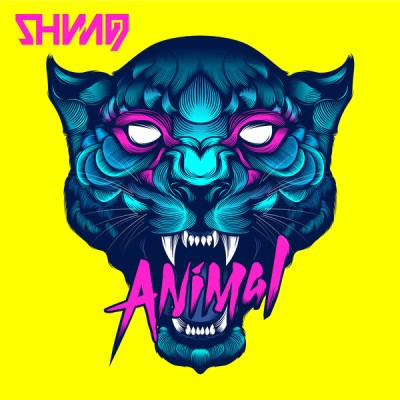 Shining - Animal cover art