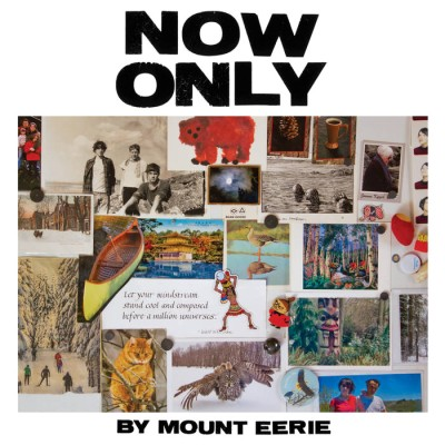 Mount Eerie - Now Only cover art