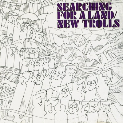 New Trolls - Searching for a Land cover art