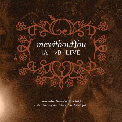 mewithoutYou - [A-->B] Live cover art