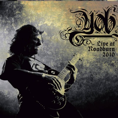 YOB - Live at Roadburn 2010 cover art