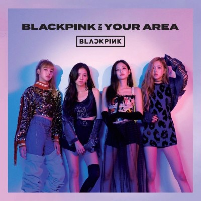 BLACKPINK - Blackpink in Your Area cover art