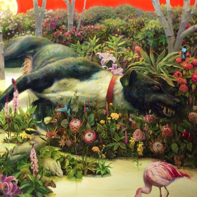 Rival Sons - Feral Roots cover art