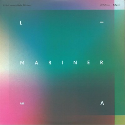 Cult of Luna / Julie Christmas - Mariner Live at De Kreun - Belgium cover art