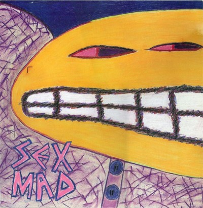 NoMeansNo - Sex Mad cover art