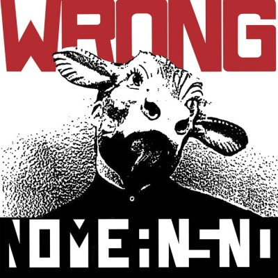 NoMeansNo - Wrong cover art