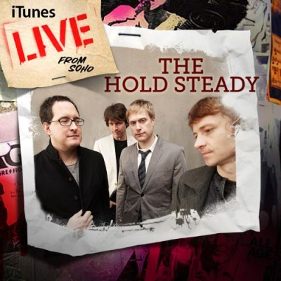 The Hold Steady - iTunes Live from SoHo EP cover art