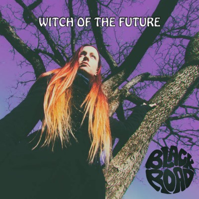 Black Road - Witch of the Future cover art