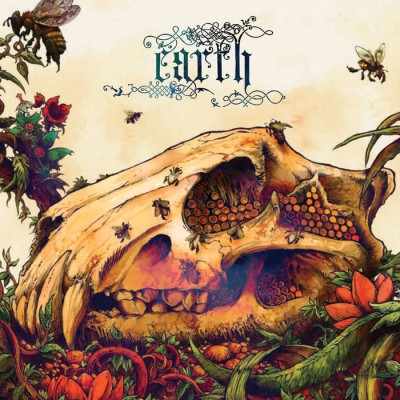 Earth - The Bees Made Honey in the Lion's Skull cover art
