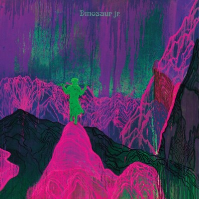 Dinosaur Jr. - Give a Glimpse of What Yer Not cover art