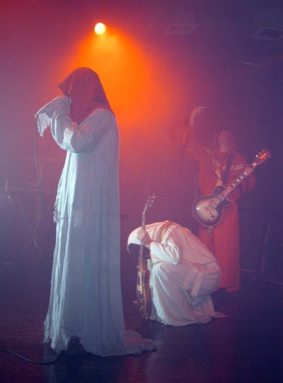 Sunn O))) - 2004.12.07, Scala, London, The United Kingdom cover art