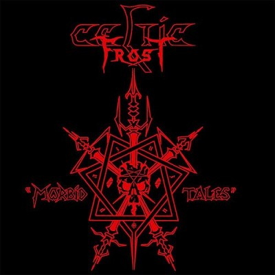 Celtic Frost - Morbid Tales cover art