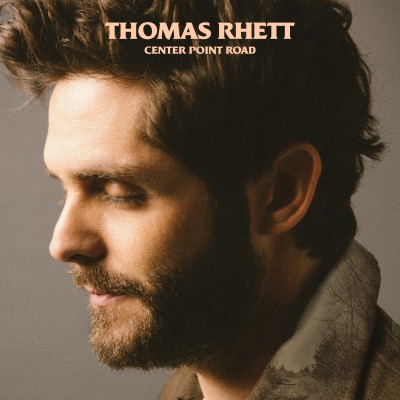 Thomas Rhett - Center Point Road cover art