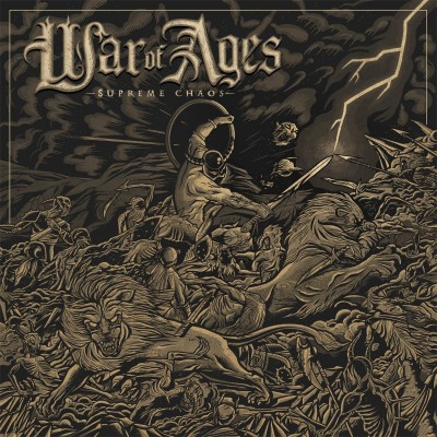 War Of Ages - Supreme Chaos cover art