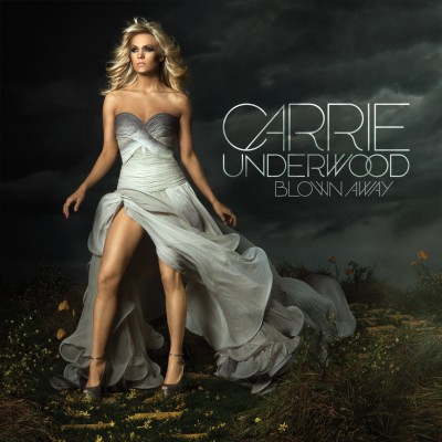 Carrie Underwood - Blown Away cover art