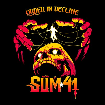 Sum 41 - Order in Decline cover art