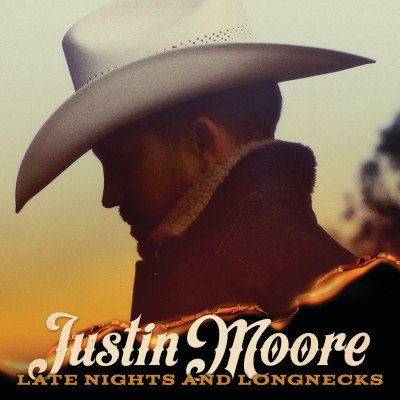 Justin Moore - Late Nights and Longnecks cover art