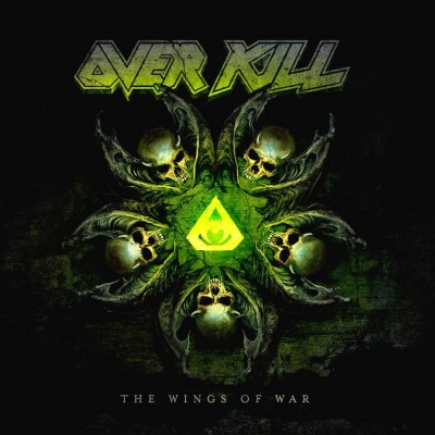 Overkill - The Wings of War cover art
