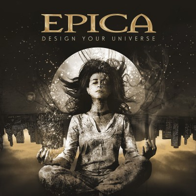 Epica - Design Your Universe (Gold Edition) cover art