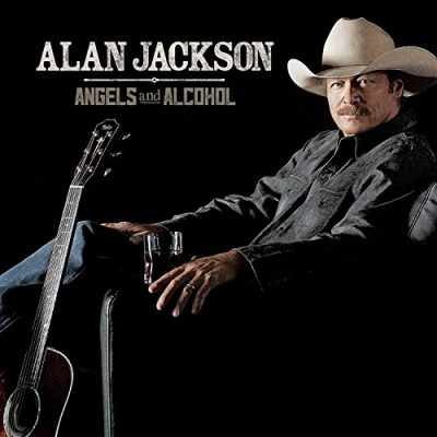 Alan Jackson - Angels and Alcohol cover art